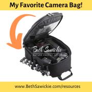 My favorite camera bag