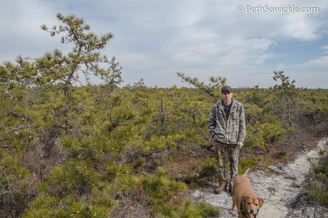 Pygmy Pine Plains Size by Beth Sawickie
