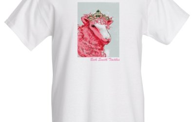 Men's Pink Sheep T-Shirt