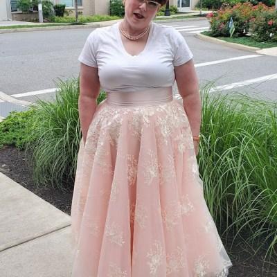 Tulle Ballet skirt