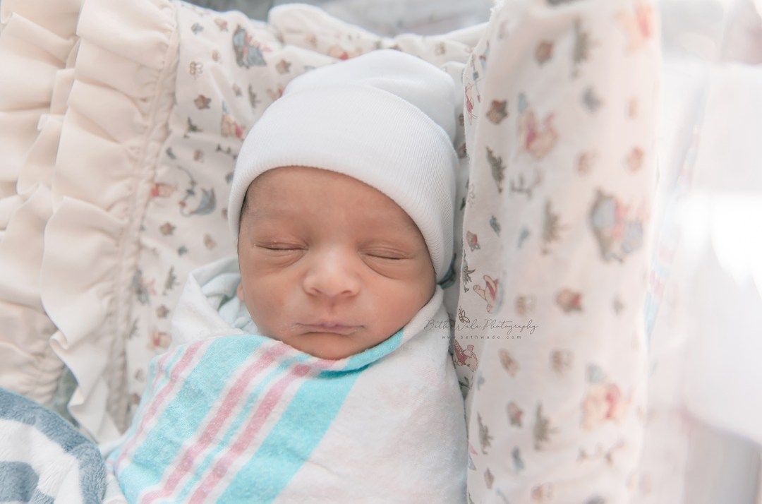 fresh 48 hour old baby boy - birth video {matthews newborn photos}