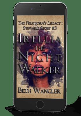 Irellia the Night Walker Cover