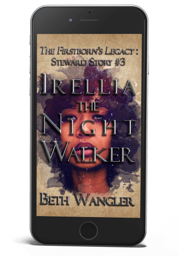 Irellia the Night Walker Cover