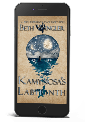 Kamynosa's Labyrinth Cover