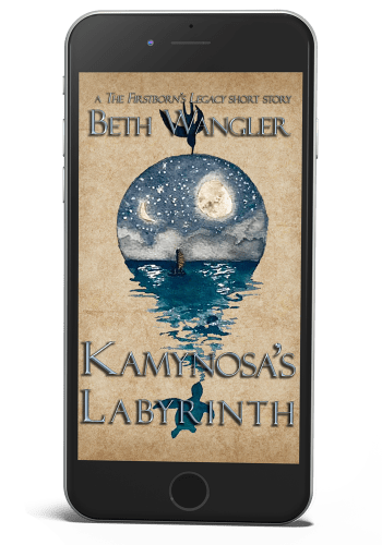 Kamynosa's Labyrinth Cover
