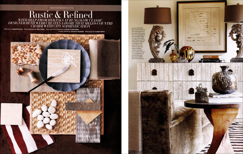 Beth Webb Atlanta Homes & Lifestyles 2011-10