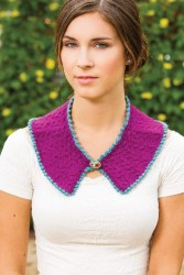 Pretty in Picot Collar