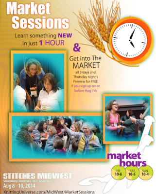 STITCHES Midwest Market Session brochure