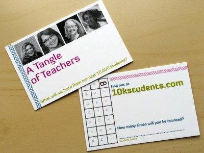 10K Student Cards