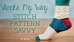Stitch Pattern Savvy with JC Briar