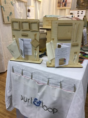 Purl and Loop booth