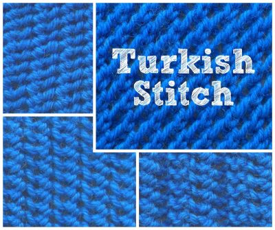 Turkish Stitch post