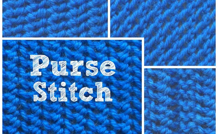 Purse Stitch post