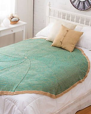 Supersize It! Inside Out Afghan