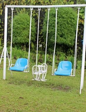 The Swing - Blue