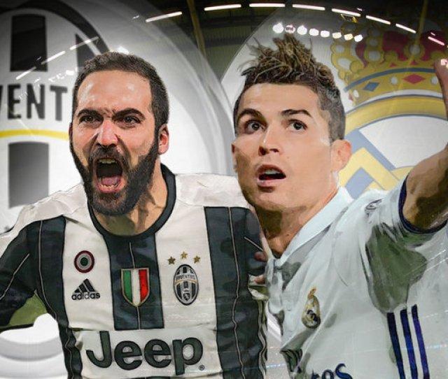 Uefa Champions League Final  Juventus Vs Real Madrid