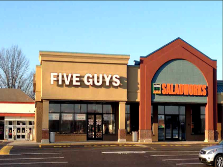 BET Investments Purchases Bucks Crossing Shopping Center from Korman Commercial Porperties