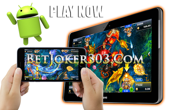 Agen Joker123 Penyedia Game Ikan Android dan Iphone