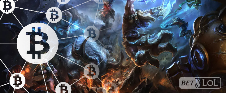 BetLoL.eu - LoL Bitcoin betting systems