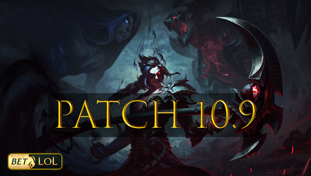 LoL Patch 10.9 To Release Hero Changes, New Skins