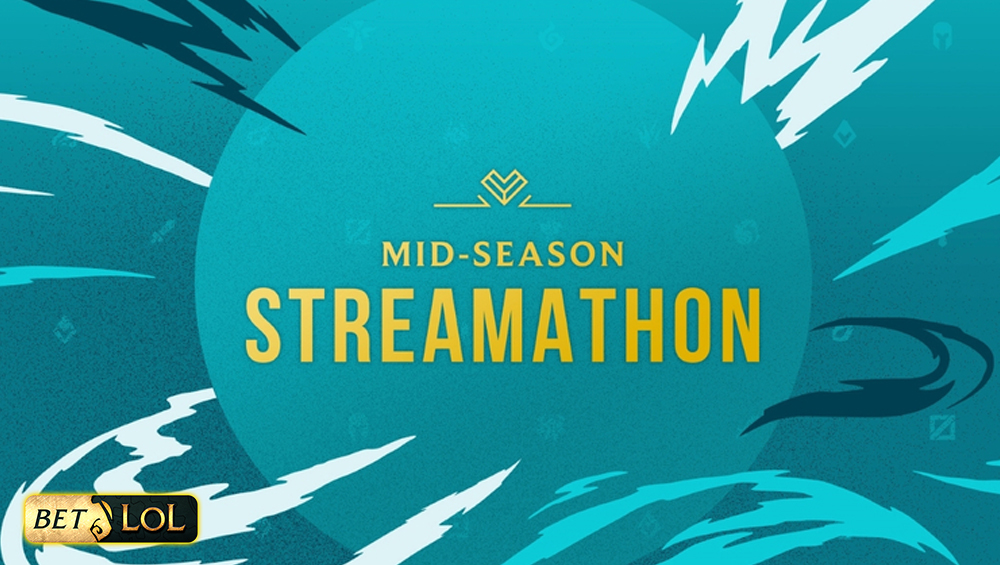 Riot To Host Mid-Season Streamathon For COVID-19 Relief