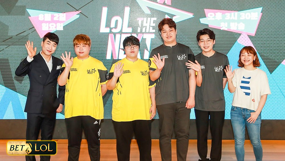Riot Games Korea To Host Reality Show 'LoL THE NEXT'