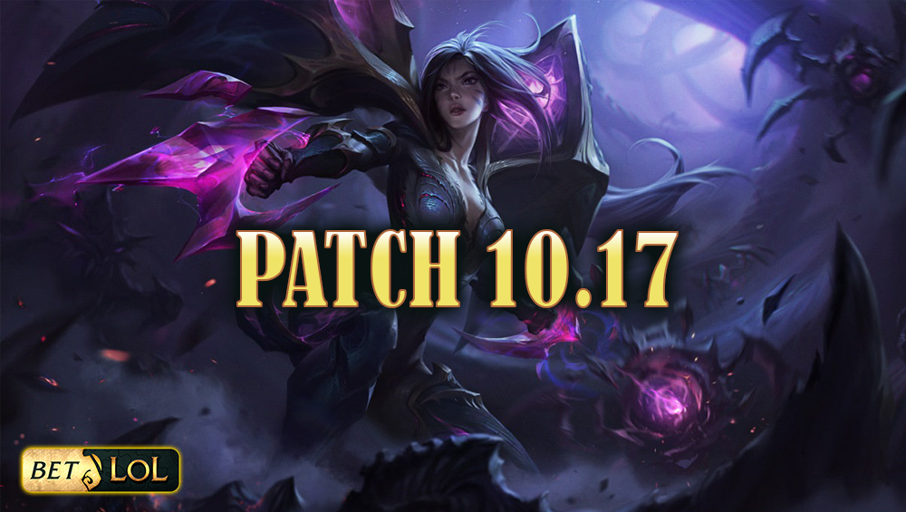 LoL Patch 10.17 Arrives Tomorrow With Massive Buffs And Nerfs