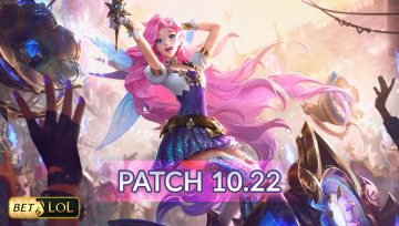 LoL Patch 10.22 Teases Balance Updates And A New Champion