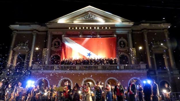 Belém 150919 076 Theatro da Paz Festival de Ópera encerramento