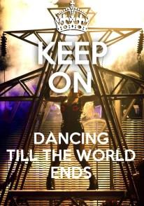 Keep Calm - Dancing TTWE