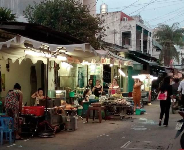 サイゴン(ホーチミン市)における有名なフードストリート5選4