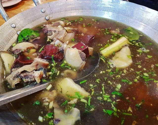 サパを旅行するときに料理を試すべき料理であるタンコ