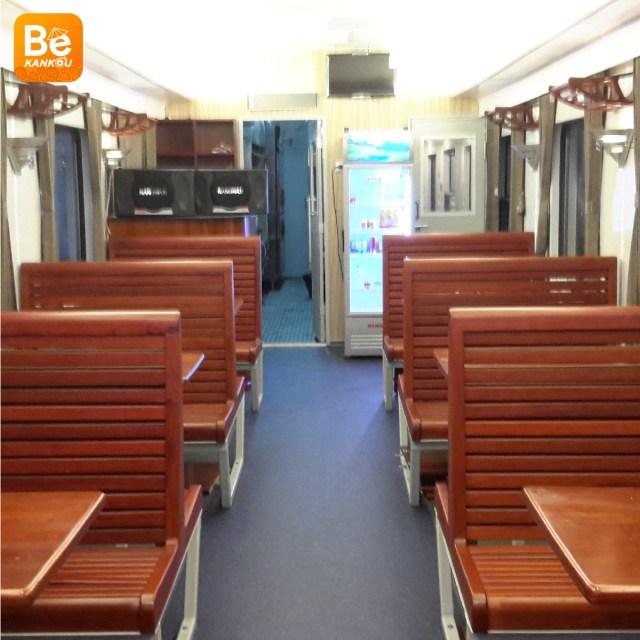 ベトナムの観光経験:列車でベトナム一周旅-5