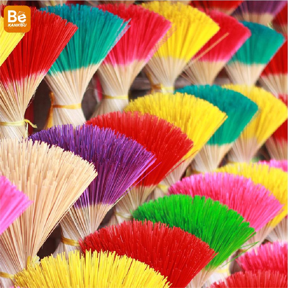 フエで700年間線香を作る職業-012