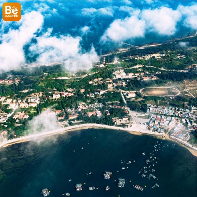 ベトナムのバック・ロン・ヴィ(Bach Long Vi)島の旅行体験-03