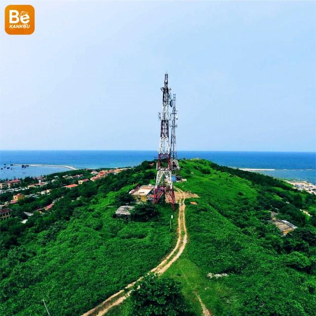 ベトナムのバック・ロン・ヴィ(Bach Long Vi)島の旅行体験-04