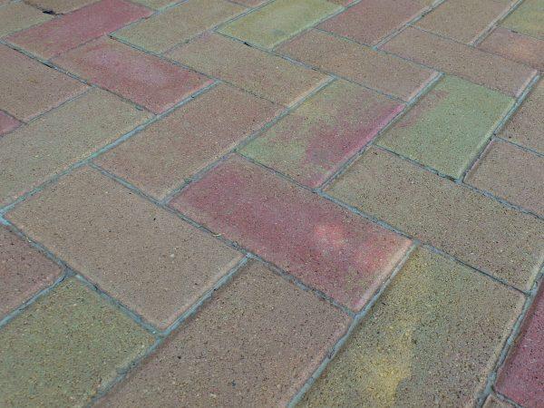 őszilomb parkettkő színminta
