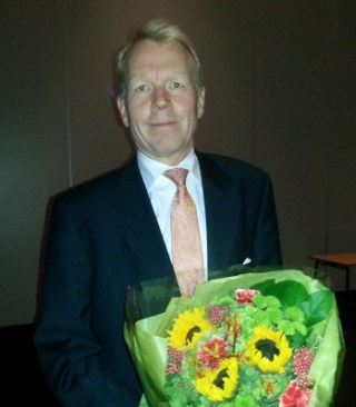Johan Silfwerbrand, guldmedaljör 2014
