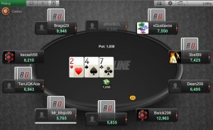 BetOnline Poker Graphics