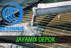 Harga Beton Jayamix di Depok Per M3 Terbaru 2019
