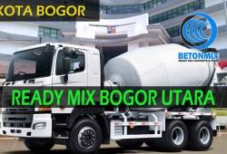 Harga Beton Ready Mix Bogor Utara Per M3 Terbaru 2020