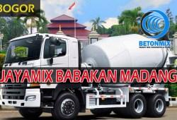 Harga Beton Jayamix Babakan Madang Bogor Per M3 Terbaru 2020