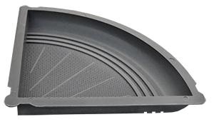 Форма для ступеней из бетона Ступень угловая