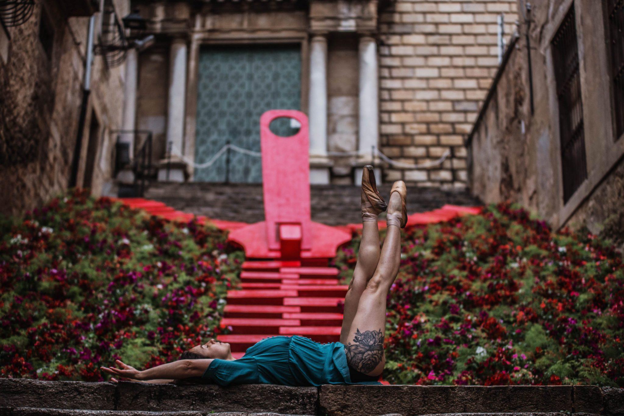 Beto Perez Dancers of Girona