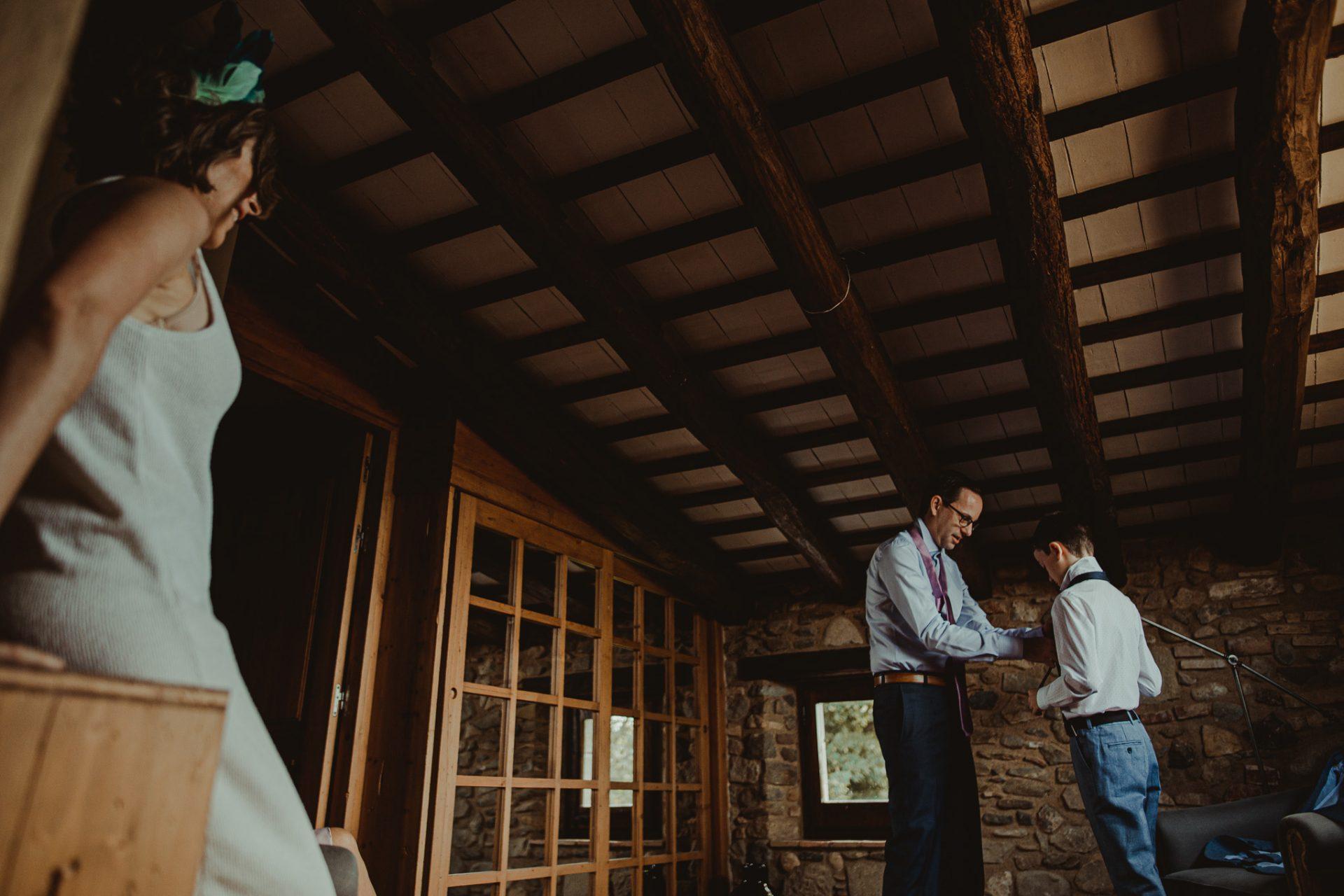 Consejos preparativos de la novia y novio.