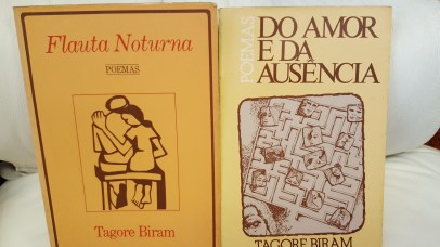 Dois livros que possuo...