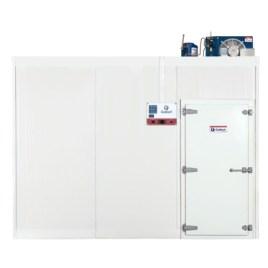 Câmara Fria Gallant 5R-DSP 3×4 Painéis Resfriado Standard sem Piso Pain com Cond Danf 220V Trif