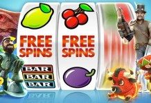 free spins no wager requirement casino