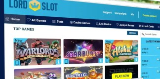 lord slot casino review