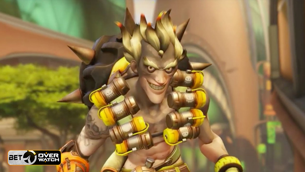 Overwatch's New Junkrat Updates Went Controversial